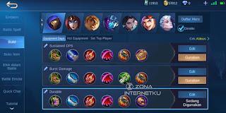 Build & Emblem Aldous Sickest And Strongest (ML)