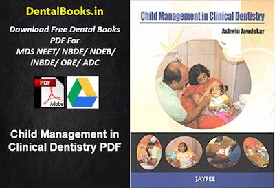 Child Management in Clinical Dentistry PDF