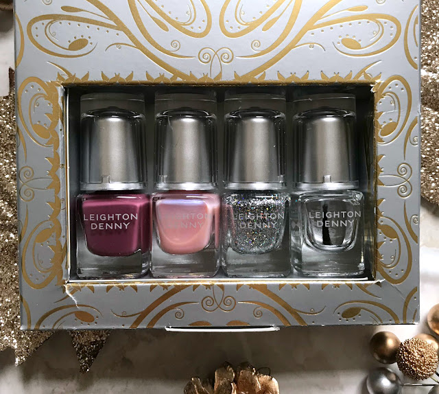 Christmas Gift Ideas With Leighton Denny The Best Sellers Gift Set