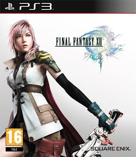 Portada del disco del videojuego Final Fantasy XII, PlayStation 3, 2009