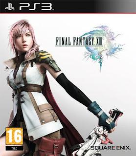 Portada del disco del videojuego Final Fantasy XII, PlayStation 3, 2009