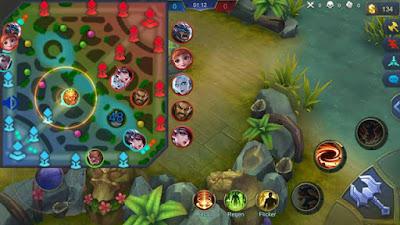 Hack Map Mobile Legends Update v2