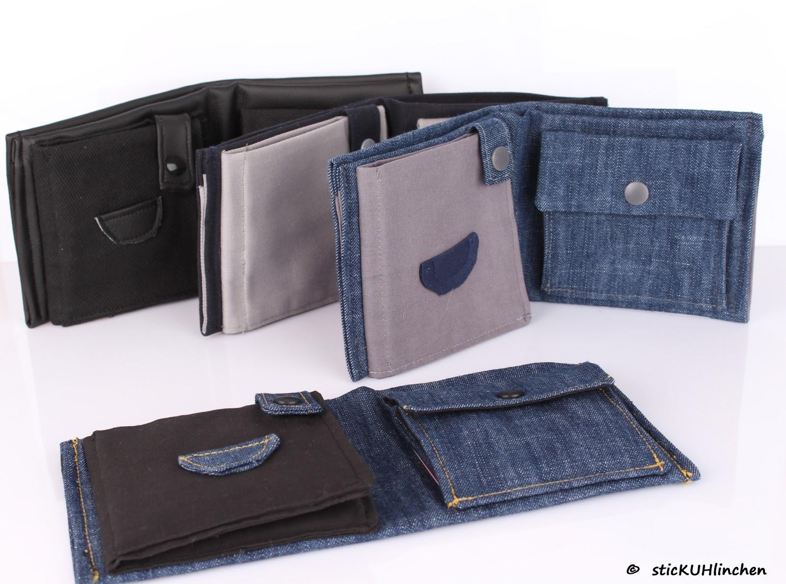sticKUHlinchen: Neues Ebook Herrengeldbeutel \
