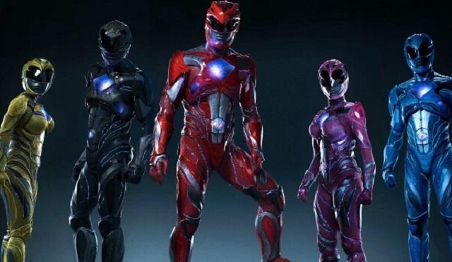 Power Rangers/Lionsgate/Reprodução
