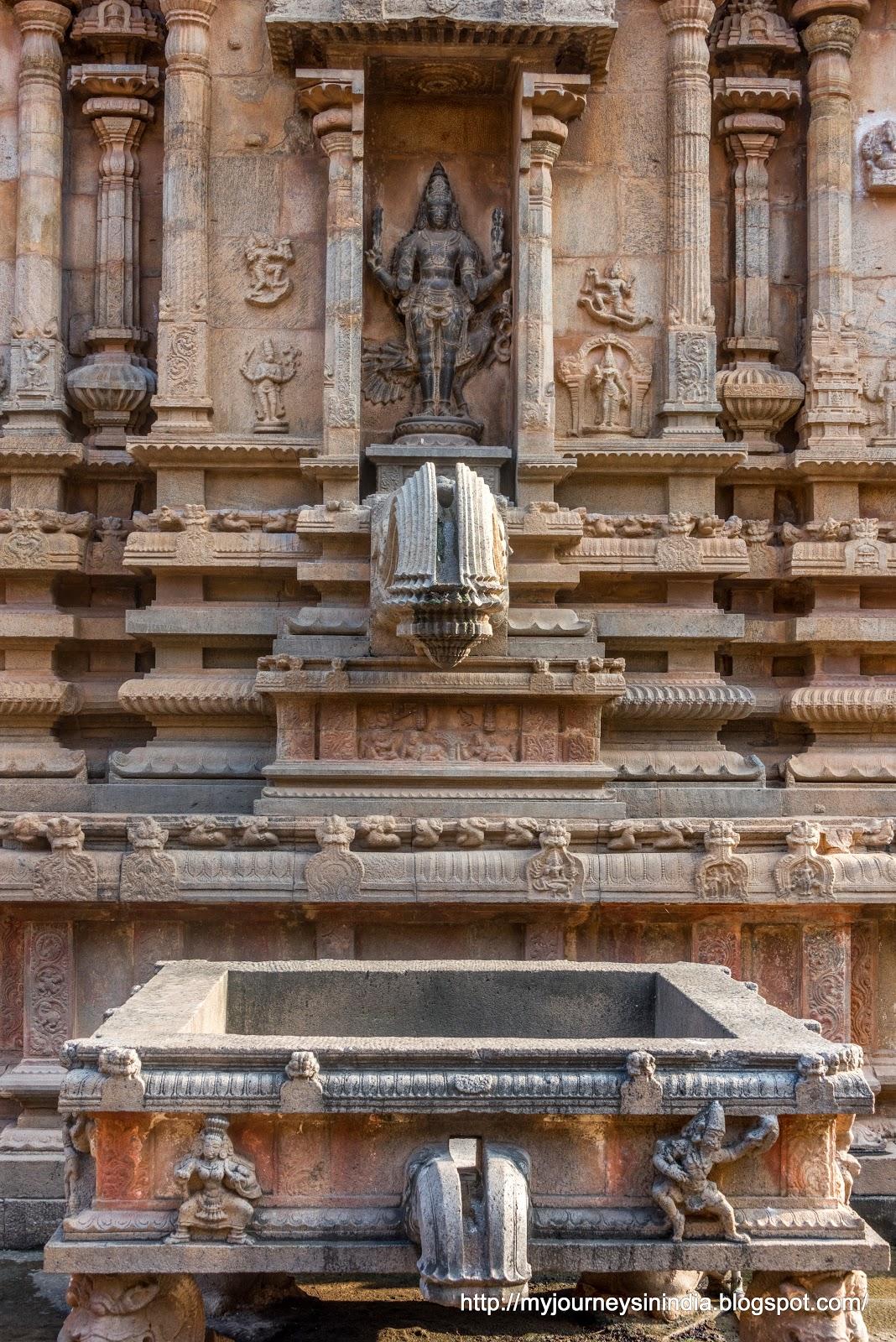Thanjavur Brihadeeswarar Temple Murugan Subramanya