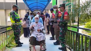 Kabar Baik, 7 Pasien Covid-19 Kota Jambi Sembuh dan Dipulangkan, Ini Harap Walikota Syarif Fasha!!
