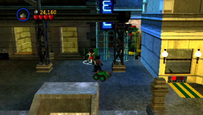 LEGO Batman The Video Game PPSSPP