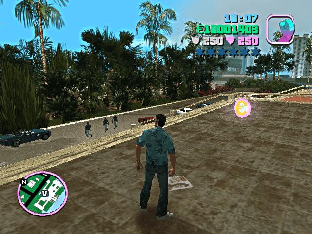 لعبة GTA 7