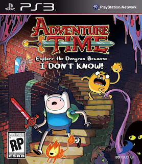 ADVENTURE TIME EXPLORE THE DUNGEON BECAUSE I DON'T KNOW PS3 TORRENT
