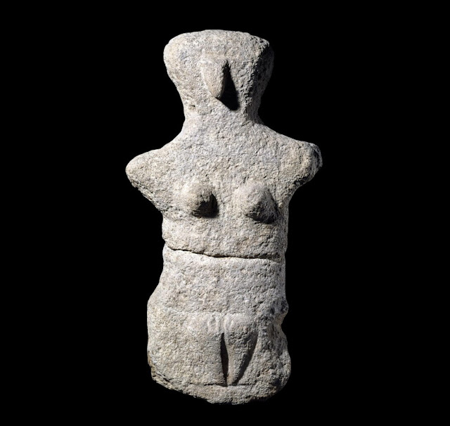 """Petition asks British Museum to return the """"Karpathos Lady"""" to Greece"""