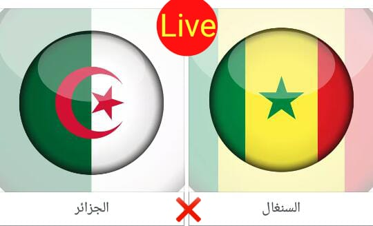 """نهائي كأس إفريقيا 2019 """"الجزائر vs السنيغال"""""""