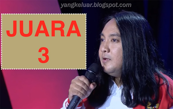 Bintang Bete Juara 3 SUCI 8 Kompas TV