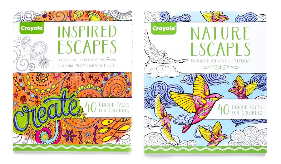 Here Are Pictures Of The Coloring Books I Have And Use