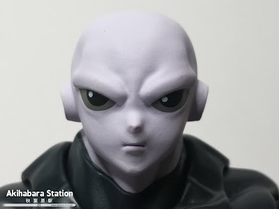 Review del S.H.Figuarts Jiren de Dragon Ball Super - Tamashii Nations
