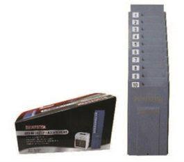 10 SLOT CARD RACK CR10S (PLASTIC & REMOVABLE)