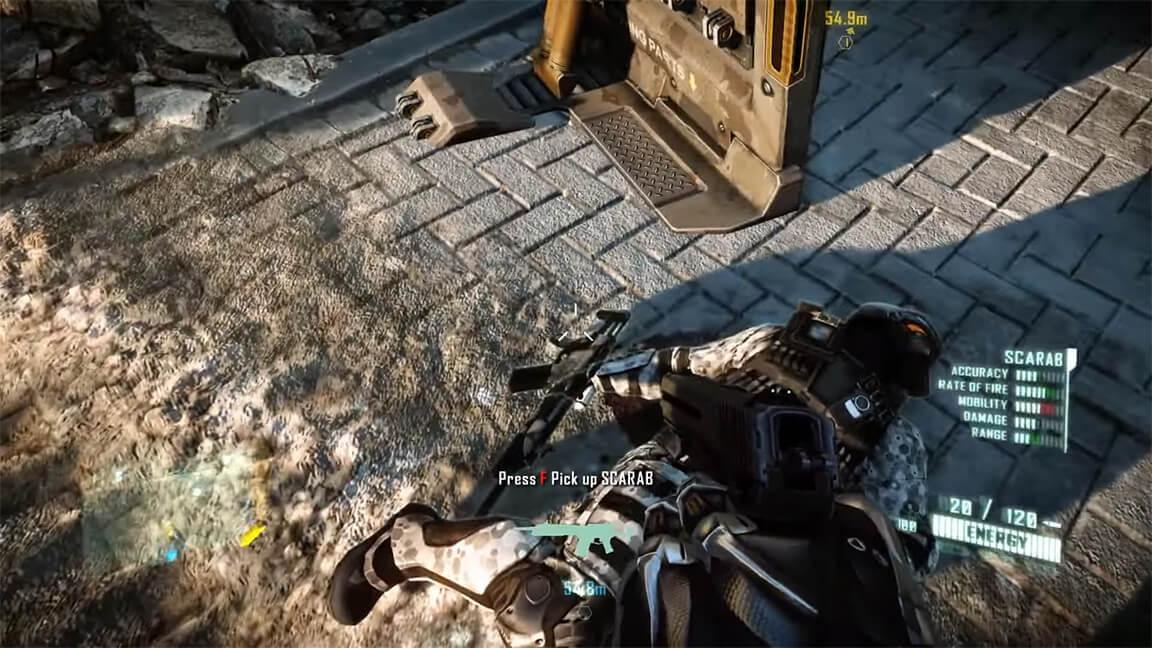 تحميل لعبة Crysis 2 للكمبيوتر