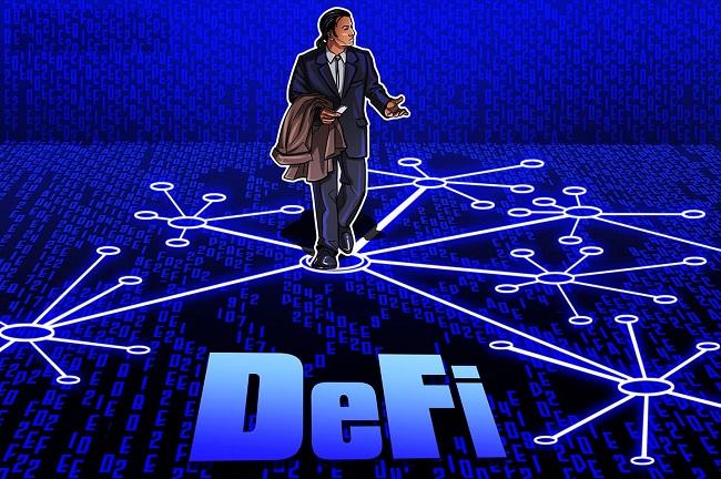 Defi|tài chính phi tập trung