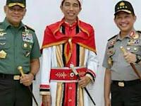 Akun Wanita di Facebook Hina Presiden Jokowi dengan Sebutan Raja Kodok, Netizen yang Geram dan Lakukan Ini Terhadapnya