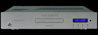 Audio Analogue Crescendo CD Player Audio-analogue-crescendo-lettore-cd