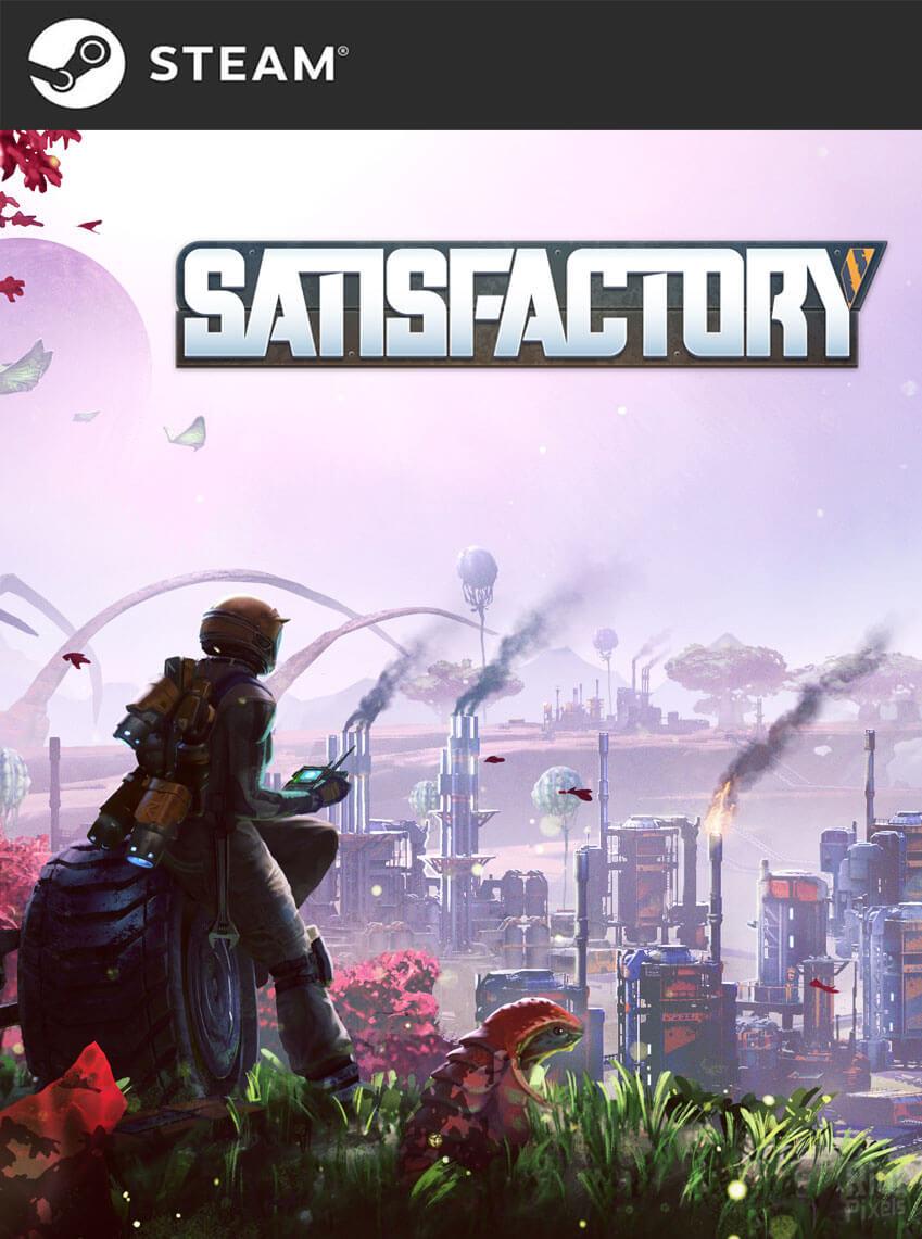قم بتنزيل Satisfactory ، تنزيل Satisfactory للكمبيوتر الشخصي ، تنزيل أحدث تحديث للعبة Satisfactory ، تنزيل لعبة Satisfactory ، تنزيل أحدث إصدار من لعبة Satisfactory ، تنزيل لعبة Satisfactory مجانًا ، تنزيل لعبة منخفضة الحجم ، تنزيل إصدار مضغوط من لعبة Satisfactory