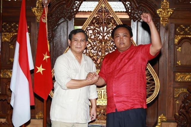 Mantaplah Arief Poyuono, Dia Bakal Rebut Gerindra dari Prabowo