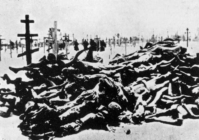 Execuções em massa foram exigidas pelo igualitarismo nivelador leninista. E no Ocidente, os intelectuais esquerdistas fingiam não ver ou aplaudiam.
