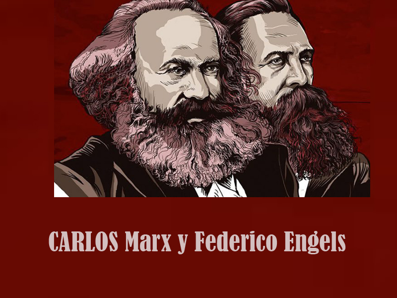 Conociendo La Obra De Carlos Marx