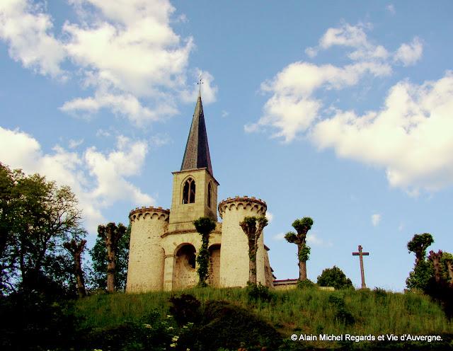 église de Dorat, Puy-de-Dôme