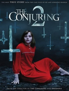 The Conjuring 2 (BRRip 1080p Ingles Subtitulada) (2016)