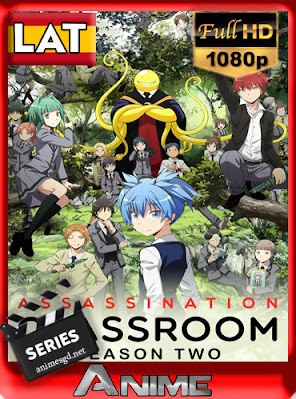 Assassination Classroom (2016) Temporada 2 [Latino] [1080p] [GoogleDrive] AioriaHD
