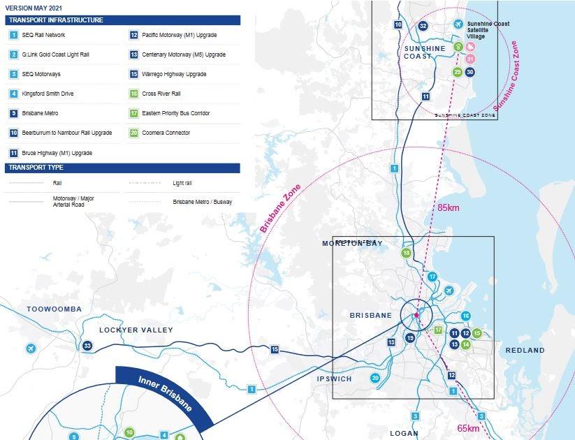 BrizCommuter: Brisbane 2032 Olympics - More Public Transport Required