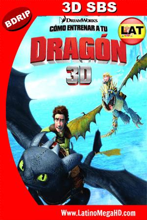 Como Entrenar a tu Dragón (2010) Latino FULL 3D SBS 1080P ()