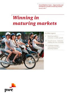 Source: PwC. Cover for the report Winning in Maturing Markets.