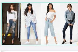 Model Celana Jeans Trend Terbaru yang Wajib Kamu Coba!