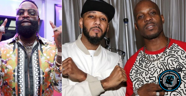 Just in Case | Swizz Beatz reuniu DMX e Rick Ross em single da trilha sonora da série Godfather of Harlem