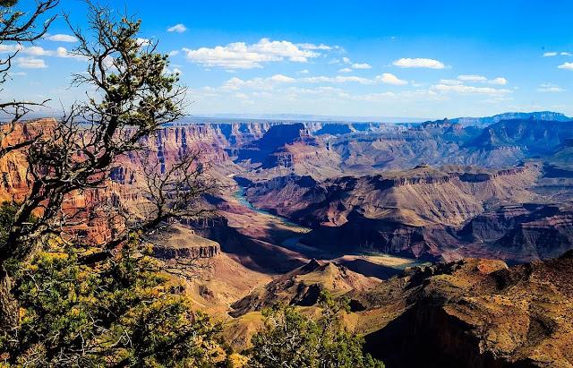 10- Grand Canyon National Park, Arizona