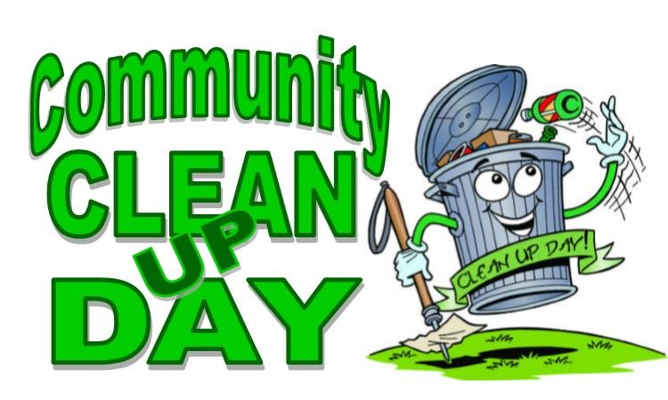 mosquito volunteer fire association community clean up day tomorrow rh gomvfa org clean up clipart images clean up clipart in cs5