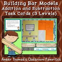 https://www.teacherspayteachers.com/Product/Building-Bar-Models-Addition-and-Subtraction-Task-Cards-3-Levels-1700087
