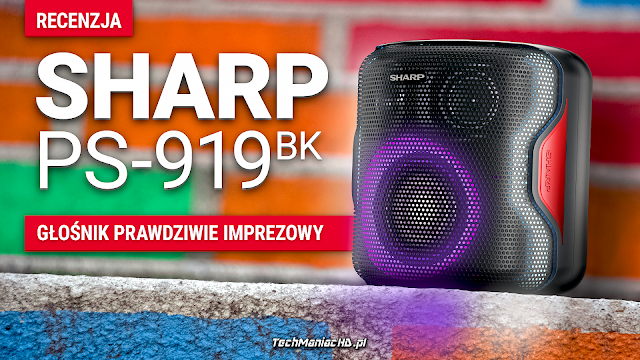 Sharp PS-919 BK