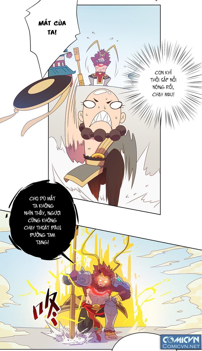 Đấu Chiến Thắng Phật trang 15