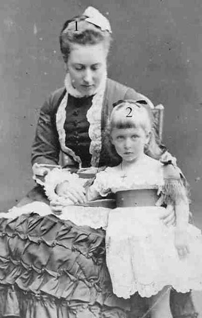Descendance reine Victoria I Angleterre