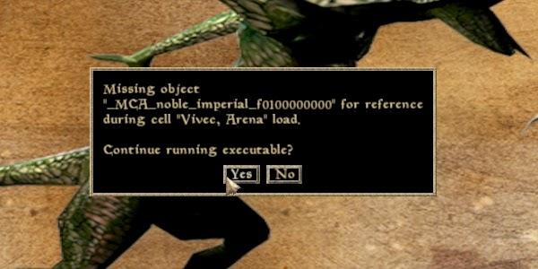 sorry: Moddowind: A basic Morrowind modding guide