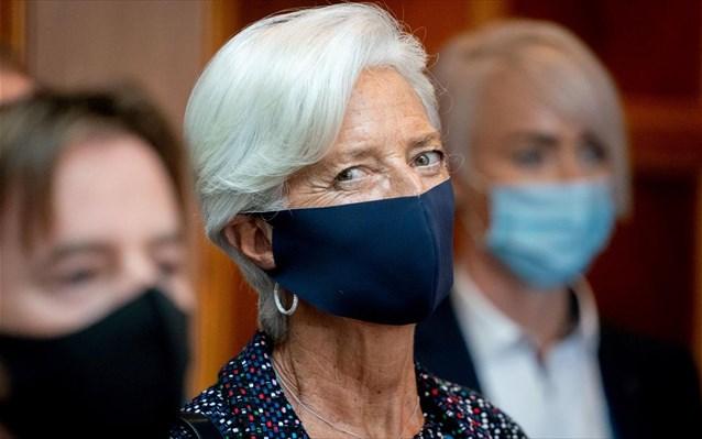 Θερινή ανάκαμψη «βλέπει» η Κ. Λαγκάρντ- «Αδιανόητη» η διαγραφή χρέους