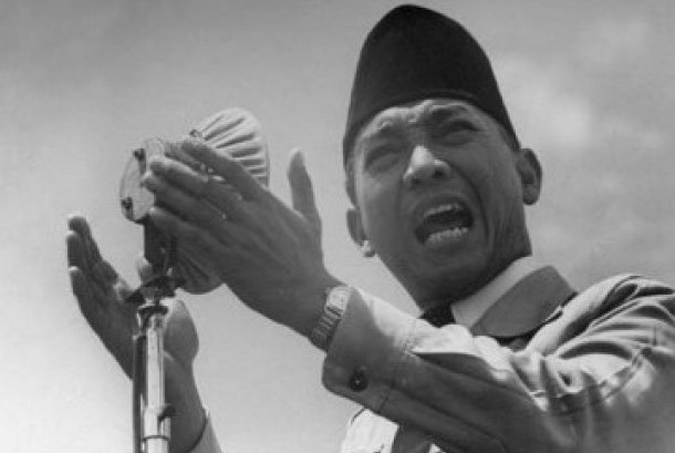 Cara Elegan Sukarno Boikot Israel dan Amerika