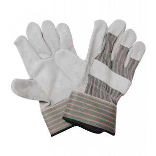 harga sarung tangan las kulit