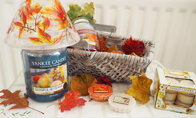 My Favourite Things About Autumn: Candles | Katie Kirk Loves