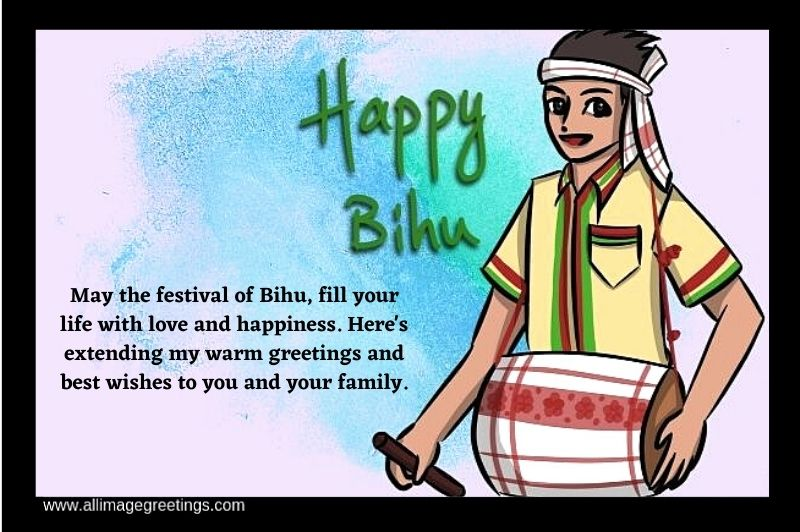 happy bihu wishes