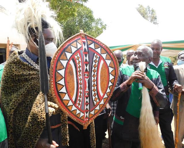 Njuri Ncheke Supreme Council of elders