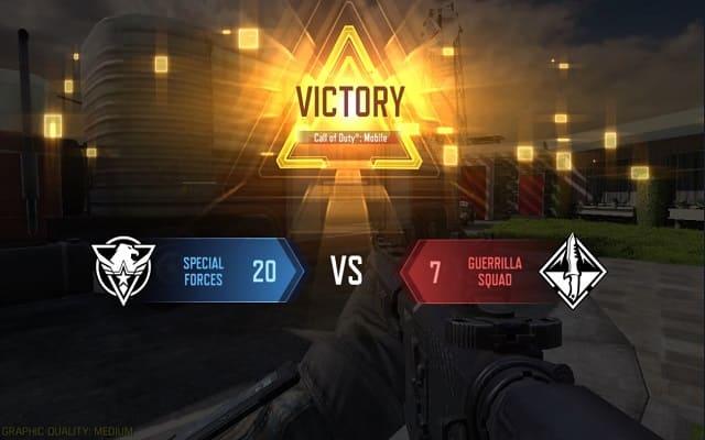 تنزيل لعبة Call of Duty Mobile على الكمبيوتر