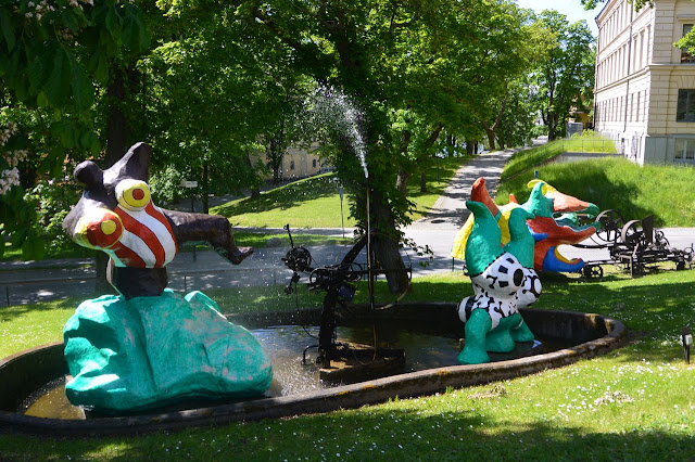 Moderna Museet de Sotckholm : Niki de Saint Phalle
